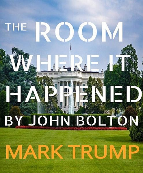 Download The Room Where It Happened By John Bolton Book