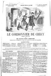 Le cordonnier de Crécy: Drame en 5 actes par MM. Auguste Luchet et Desbuards