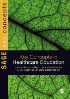 Key Concepts in Healthcare Education PDF
