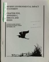 Kootenai National Forest (N.F.), Murphy Timber Sales, Lincoln County: Environmental Impact Statement