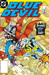 Blue Devil (1984-) #10