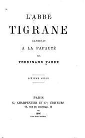 L' abbé Tigrane candidat à la papauté