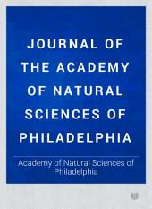 Journal of the Academy of Natural Sciences of Philadelphia