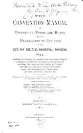 v. 1. Secretary's manual