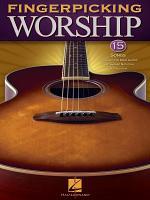 Fingerpicking Worship (Songbook)