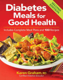 Diabetes Meals for Good Health Book