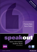Speakout Upper Intermediate Students Book With Dvd Active Book