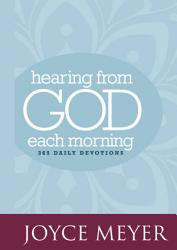 Hearing From God Each Morning Book PDF