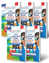 Oswaal CBSE Question Bank Class 12  Set of 5 Books  Hindi Core  Accountancy  Business Studies  Economics  Mathematics  Combined   Updated for Term 1   2  PDF