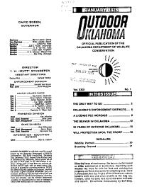 Outdoor Oklahoma PDF