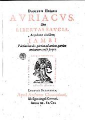 Auriacus sive libertas saveia...