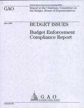 Budget Issues: Budget Enforcement Compliance Report
