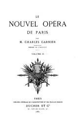 Le nouvel Opéra de Paris: Numéro2