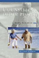 Counselling Older People PDF