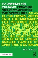 TV Writing in the Digital Era