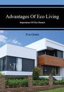 Advantages of Eco Living PDF