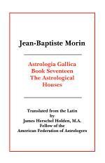 Astrologia Gallica Book