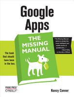 Google Apps  The Missing Manual PDF