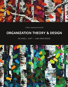 Organization Theory and Design 3CE Book