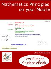 Mathematics Principles on your Mobile