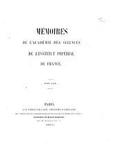 Mémoires couronnés et mémoires des savants étrangers: Collection in 4o, Volume29
