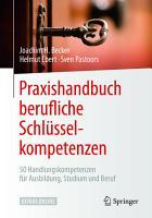 Praxishandbuch berufliche Schl  sselkompetenzen PDF