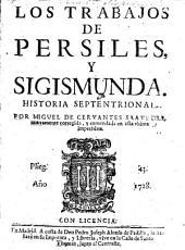 Los trabajos de Persiles y Sigismunda: historia setentrional