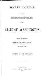 Senate Journal of the ... Legislature of the State of Washington