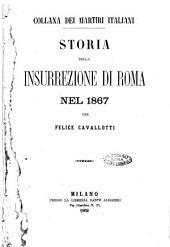 Storia della insurrezione di Roma nel 1867