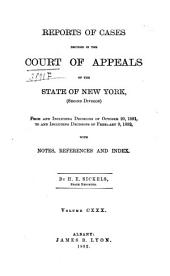 Reports of Cases Decided in the Court of Appeals of the State of New York: Volume 130