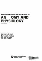 A Laboratory Manual and Study Guide for Anatomy and Physiology PDF