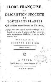 Flore françoise: Volume2