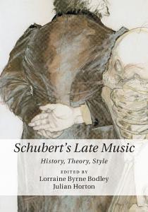 Schubert s Late Music PDF
