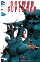 Batman/Superman (2013-) #15