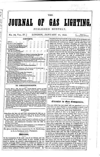 Gas Journal PDF