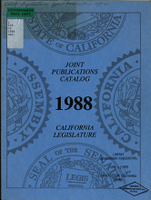 Joint Publications Catalog PDF