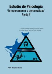 Temperamento y Personalidad II - Libro Ilustrado.