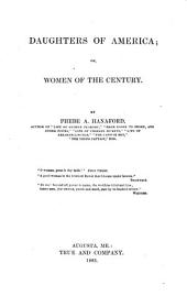 Daughters of America, Or, Women of the Century