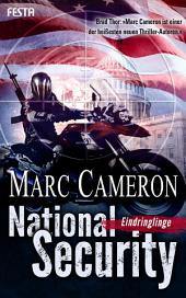 National Security - Eindringlinge: Thriller
