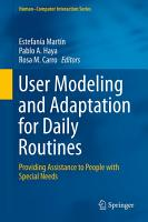 User Modeling and Adaptation for Daily Routines PDF