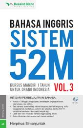 Bahasa Inggris Sistem 52 M Jilid 3