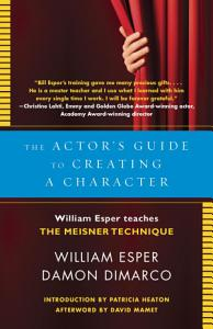 The Actor s Guide to Creating a Character Book