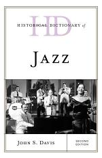 Historical Dictionary of Jazz