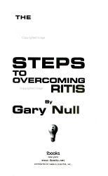 7 Steps to Overcoming Arthritis PDF