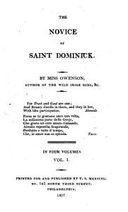 The Novice of Saint Dominick PDF