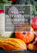 Vegan Instant Pot Cookbook Book PDF