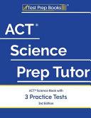 ACT Science Prep Tutor