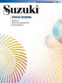 Suzuki Violin School, Vol 9