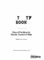 Day by Day Activity Book PDF