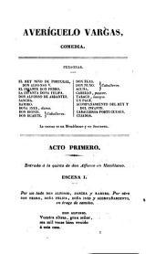 Teatro escogido de Fray Gabriel Tellez, conocido con el nombre de El Maestro Tirso de Molina: Volumen 7